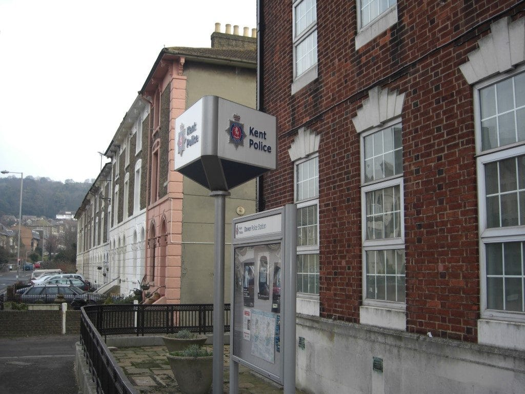 Police Station Disabled Access Audit