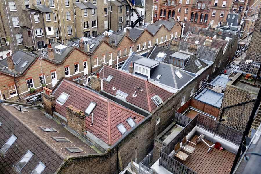 Roofs in London Party wall Problems