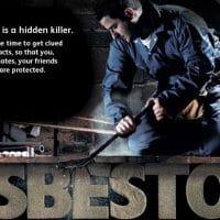 Asbestos health risks image