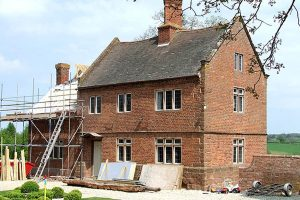 Building work to a house - project management