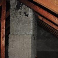 laing easiform house chimney breast concrete