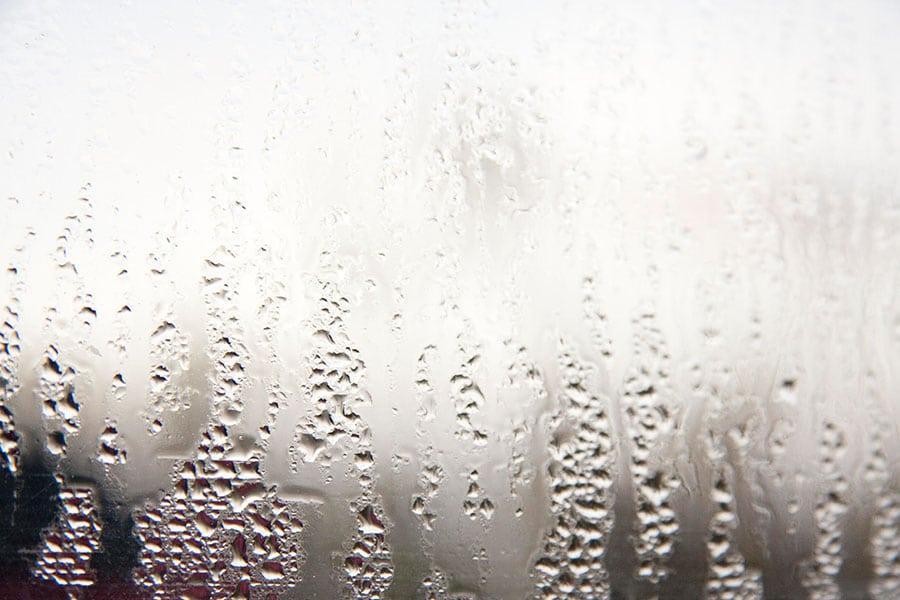 condensation window upvc double glazed