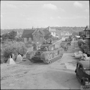 Hythe world war 2 st leonards road, the pink house, tank, army