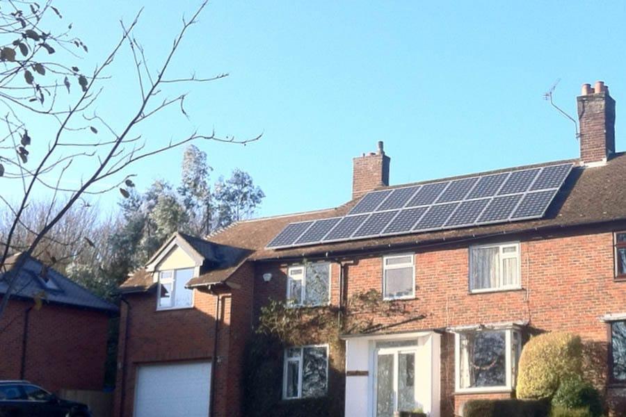 solar panels, are they secure, survey, building survey