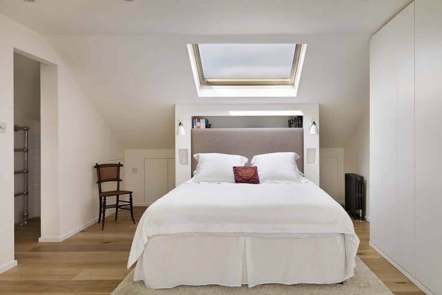 attic conversion, dormer, rooflight, neighbour agreement