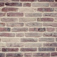 fair faced brick wall