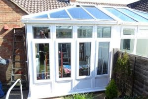 Problems with conservatories