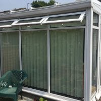 conservatories problems with construction