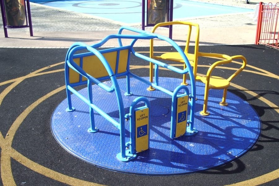 DDA Roundabout for Children