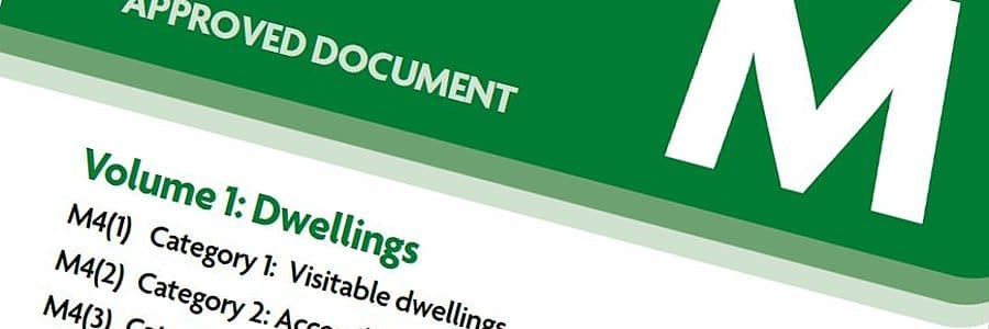 Building Regulations - Part M