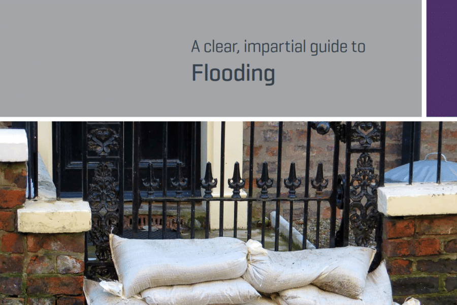 RICS Guide to Flooding