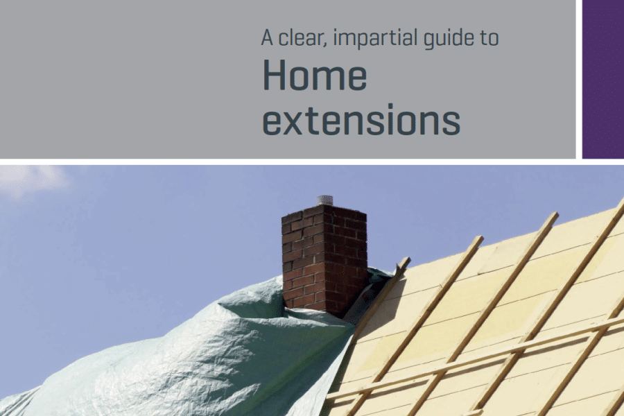 RICS Guide to Home Extensions