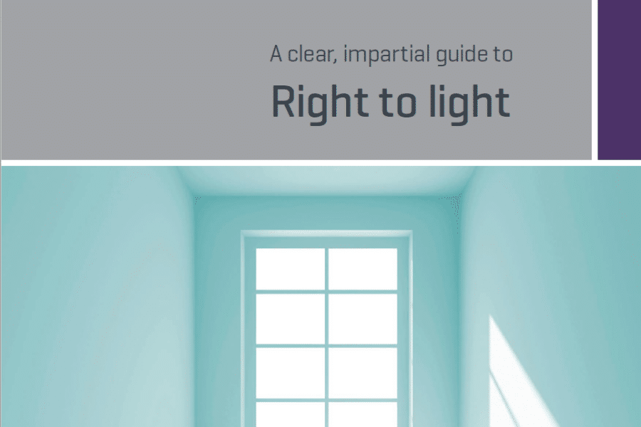 RICS Guide to Rights To Light