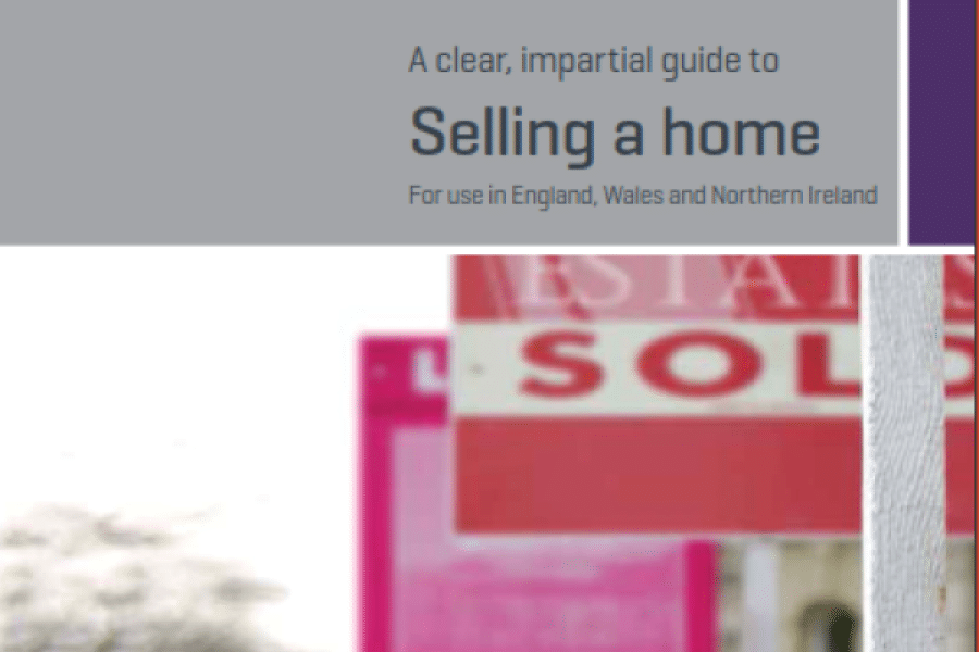 RICS Guide to Selling a Home
