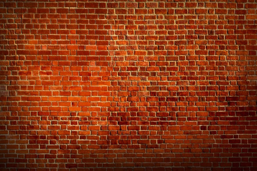 Photo of old brickwall