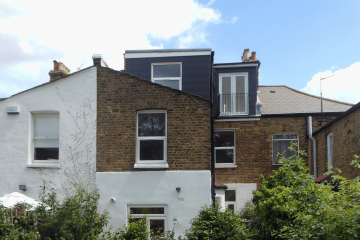 Loft Conversion in London - Party Wall Problem