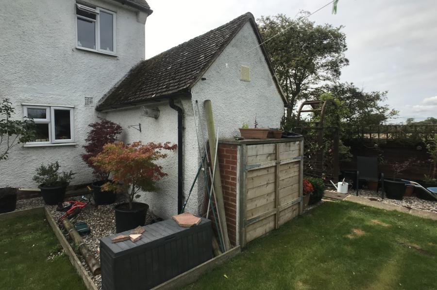 alterations to house for disabled access in kent