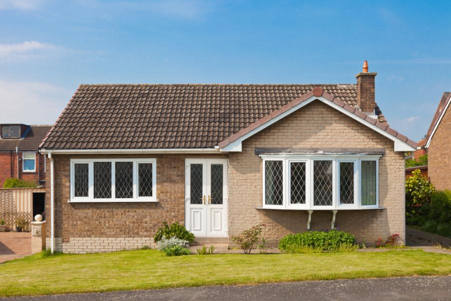 Bungalow in Hythe, survey, disabled alterations