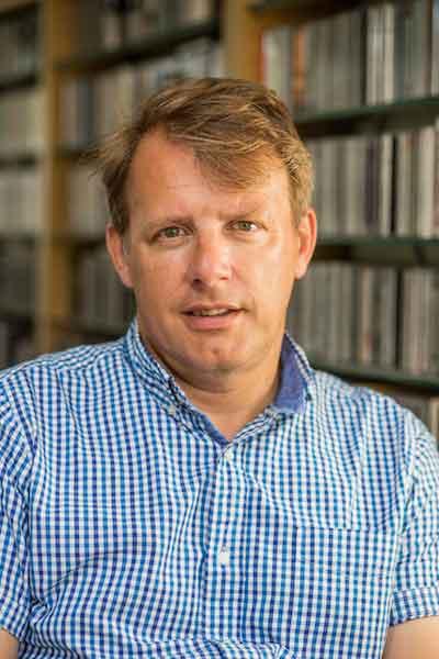 Steve Way - Collier Stevens